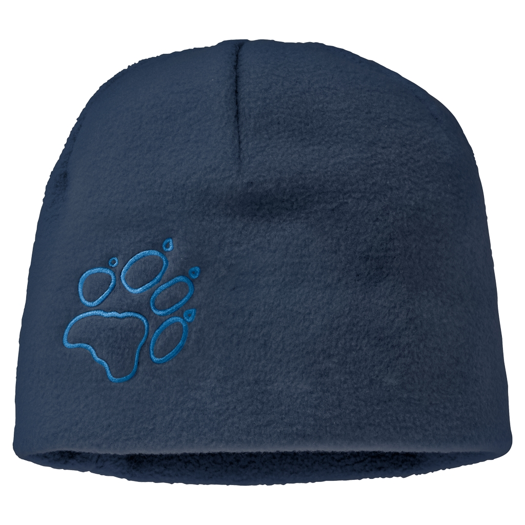 Jack Wolfskin Fleece Cap Kids dark sky-30