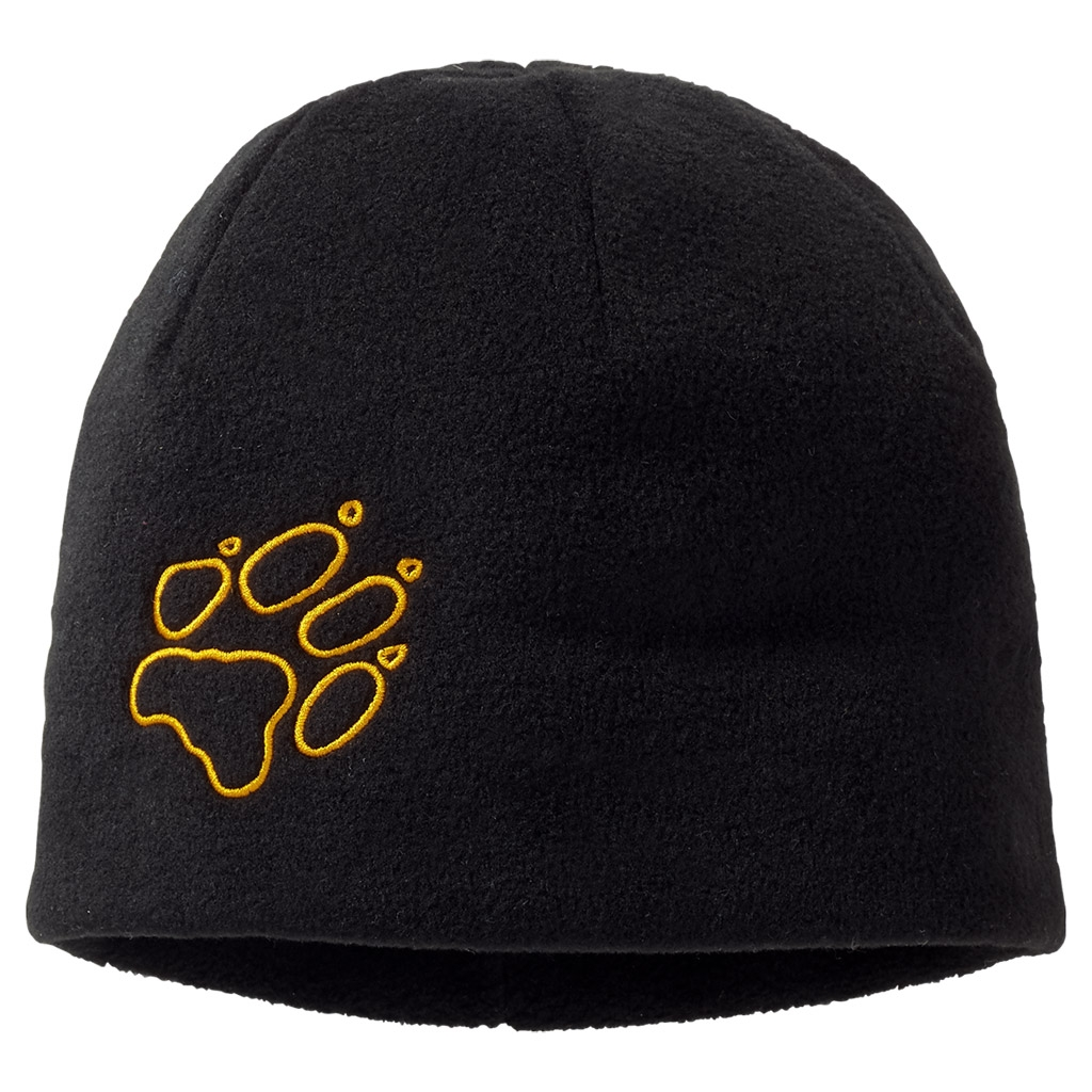 Jack Wolfskin Fleece Cap Kids black-30
