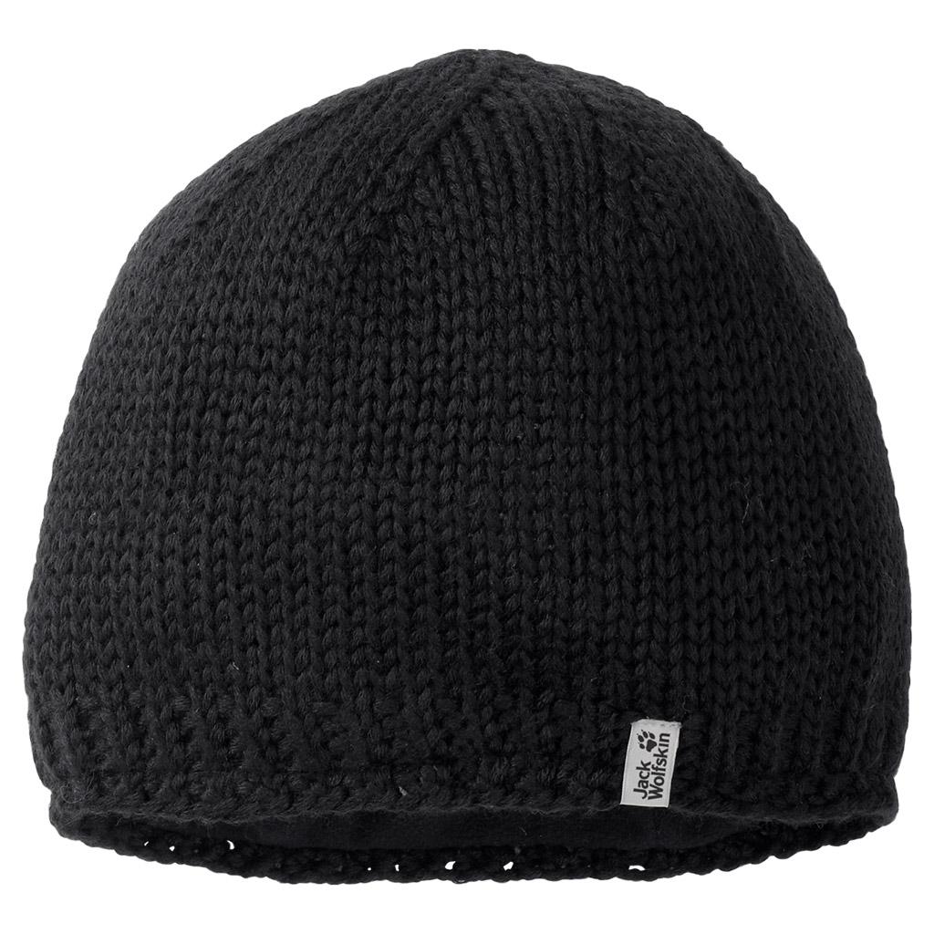Jack Wolfskin Stormlock Knit Cap black-30