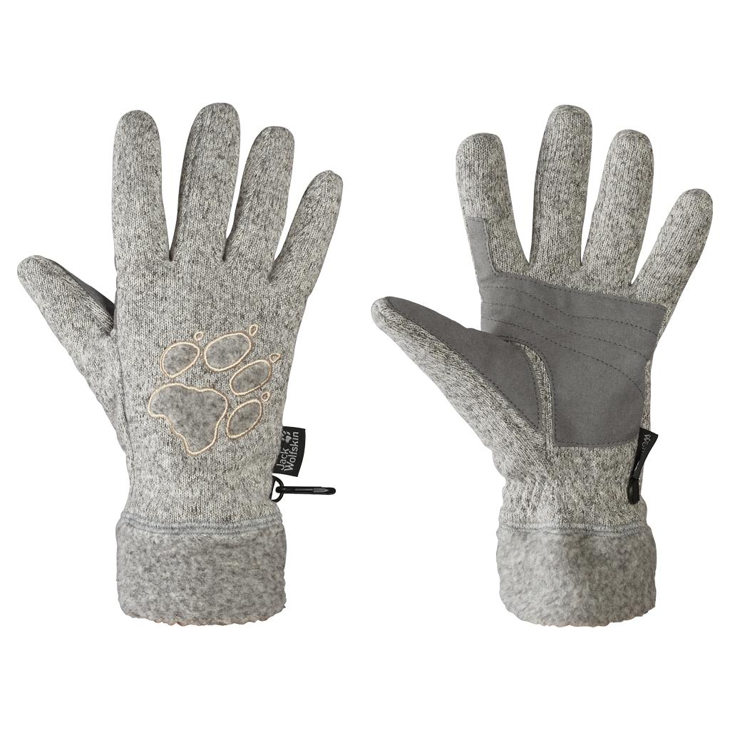 Jack Wolfskin Caribou Glove Women birch-30