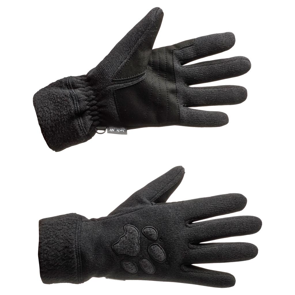 Jack Wolfskin Caribou Glove Women black-30