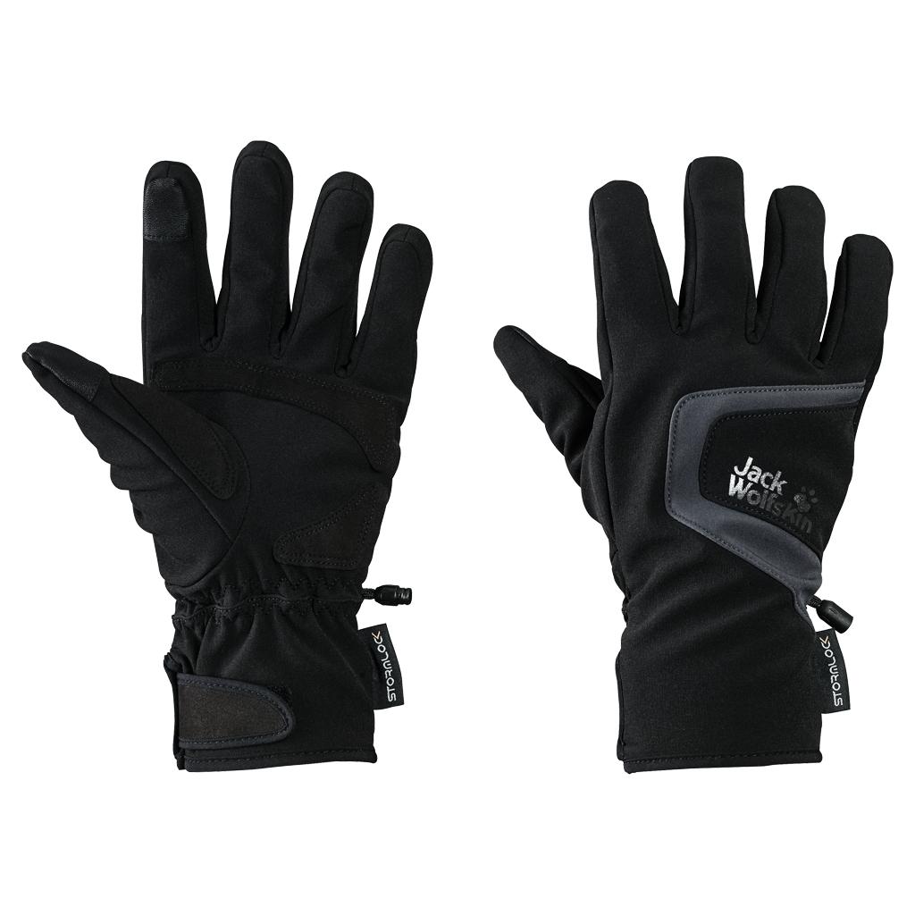 Jack Wolfskin Stormlock Touch Glove black-30