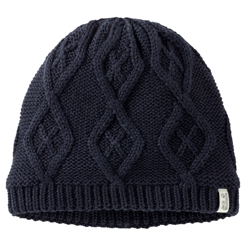Jack Wolfskin Plait Cap Women night blue-30