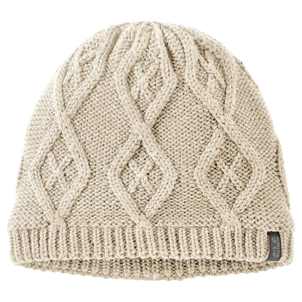 Jack Wolfskin Plait Cap Women birch-30
