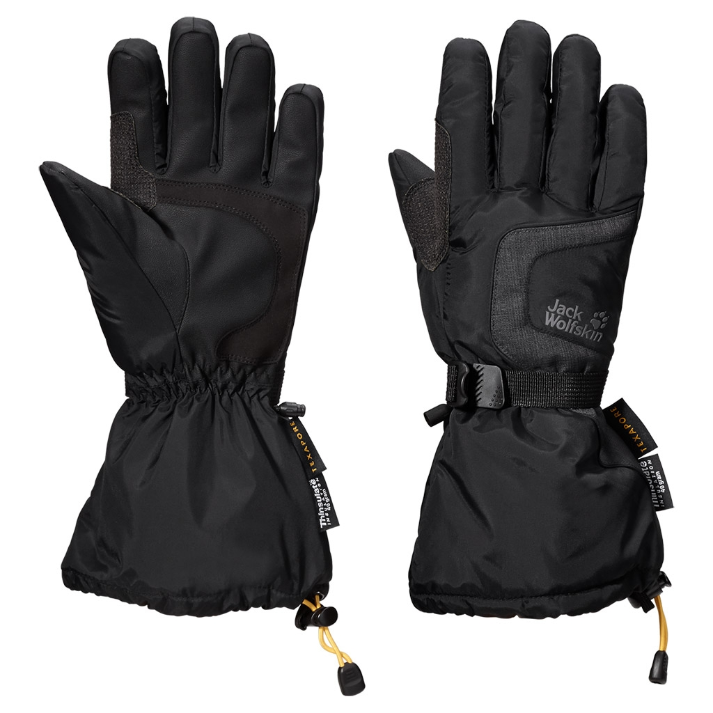 Jack Wolfskin Texapore Winter Glove black-30
