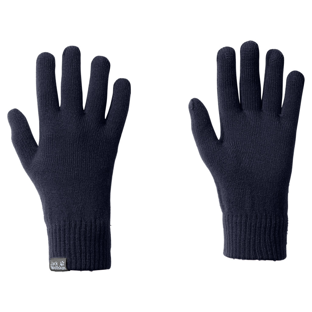 Jack Wolfskin Rib Glove Women night blue-30