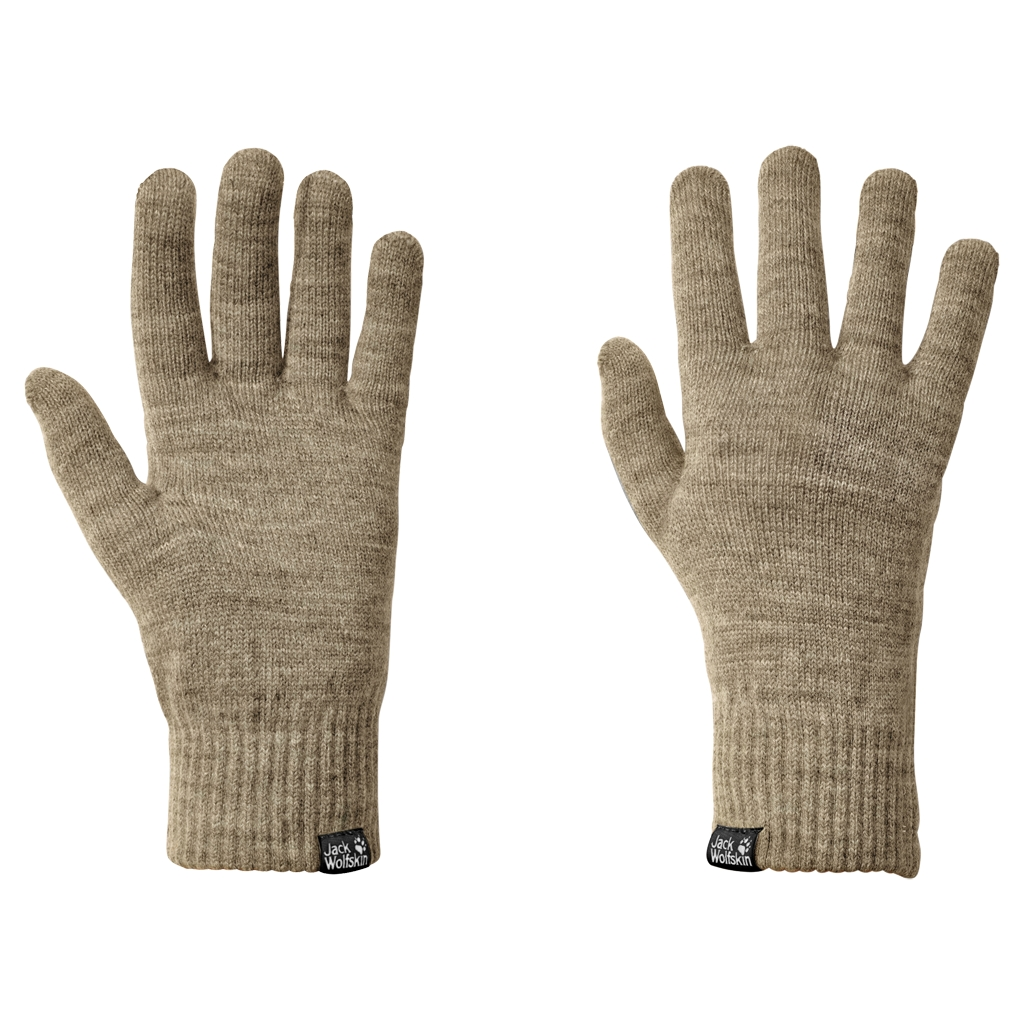 Jack Wolfskin Rib Glove Women birch-30