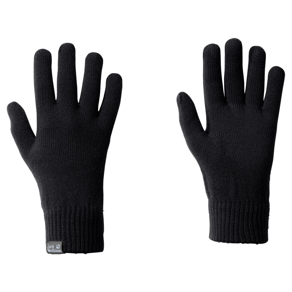 Jack Wolfskin Rib Glove Women black-30