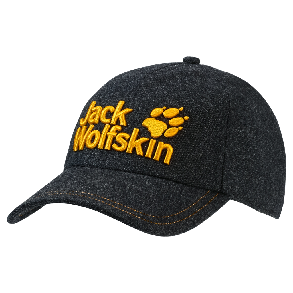 Jack Wolfskin Felt Base Cap burly yellow XT-30