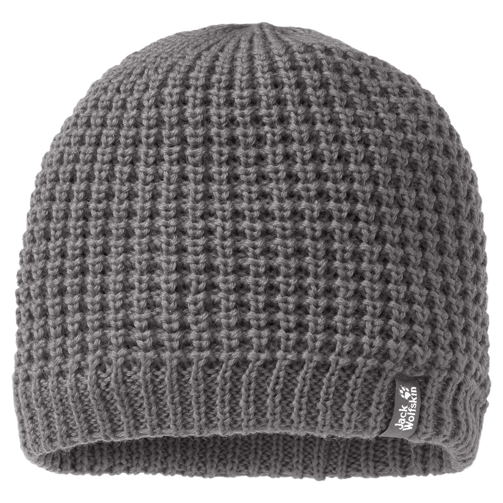 Jack Wolfskin Milton Cap grey heather-30