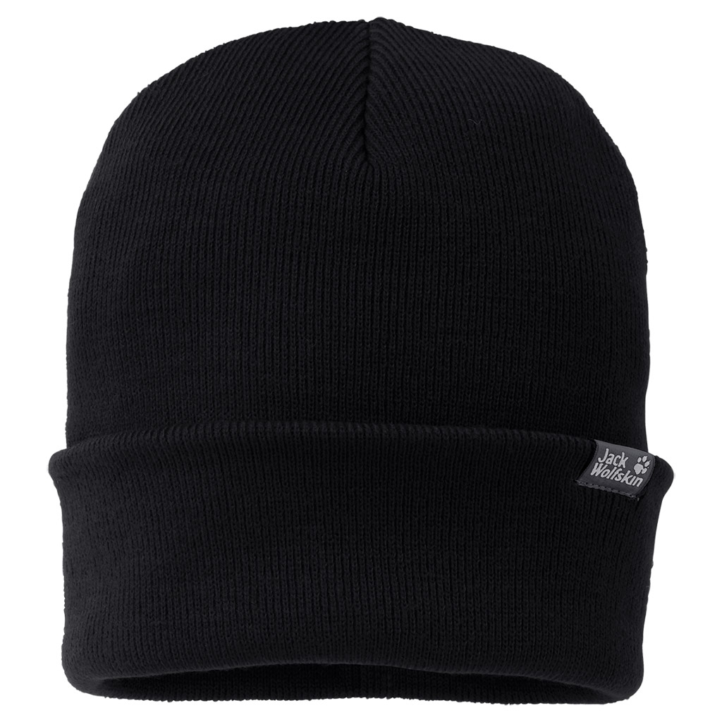 Jack Wolfskin Rib Hat black-30