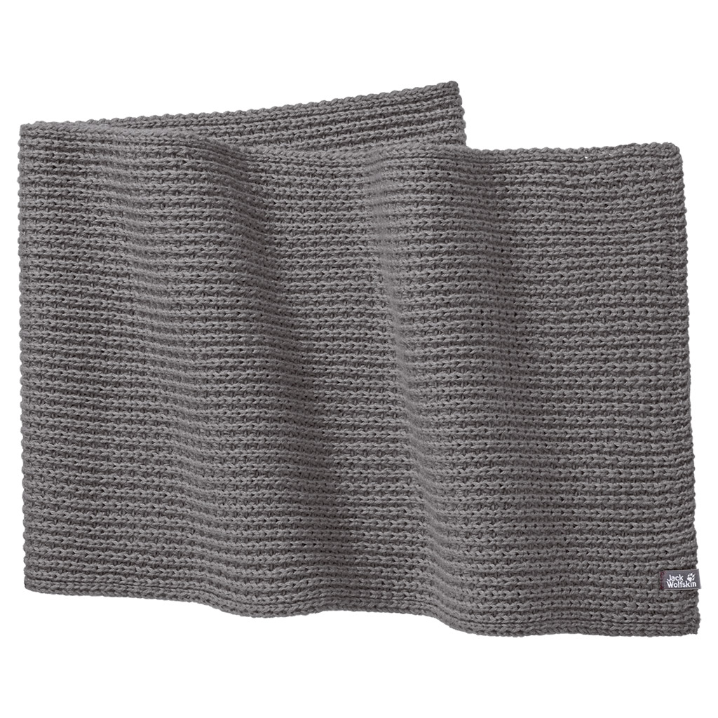 Jack Wolfskin Milton Scarf grey heather-30