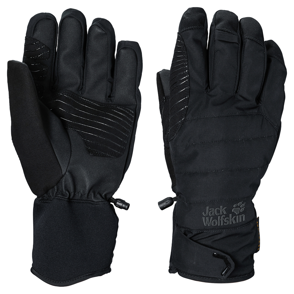 Jack Wolfskin Texapore Whiteline 3In1 Glove black-30
