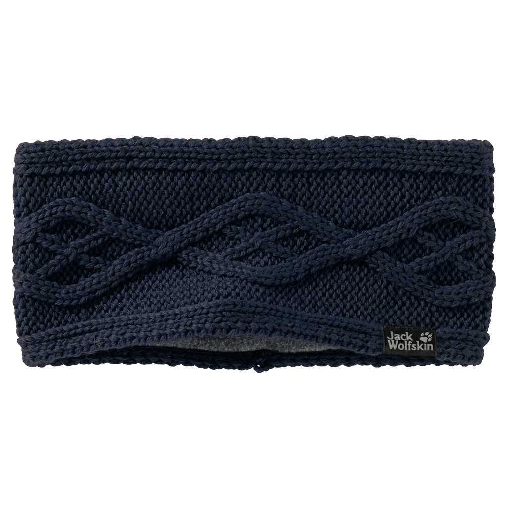 Jack Wolfskin Plait Headband Women night blue-30