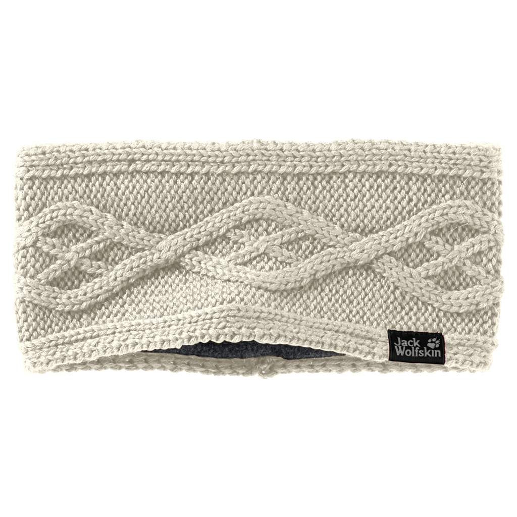 Jack Wolfskin Plait Headband Women birch-30