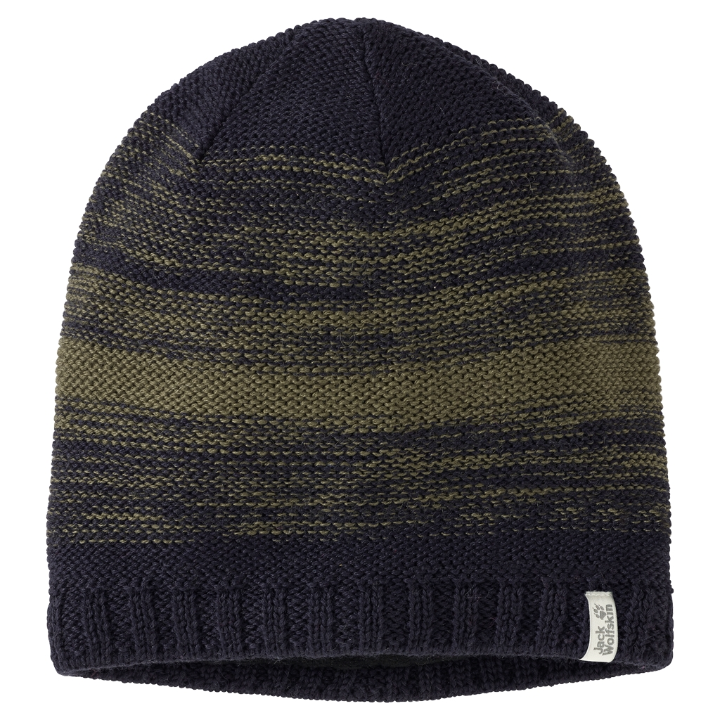 Jack Wolfskin Colorfloat Knit Cap night blue-30