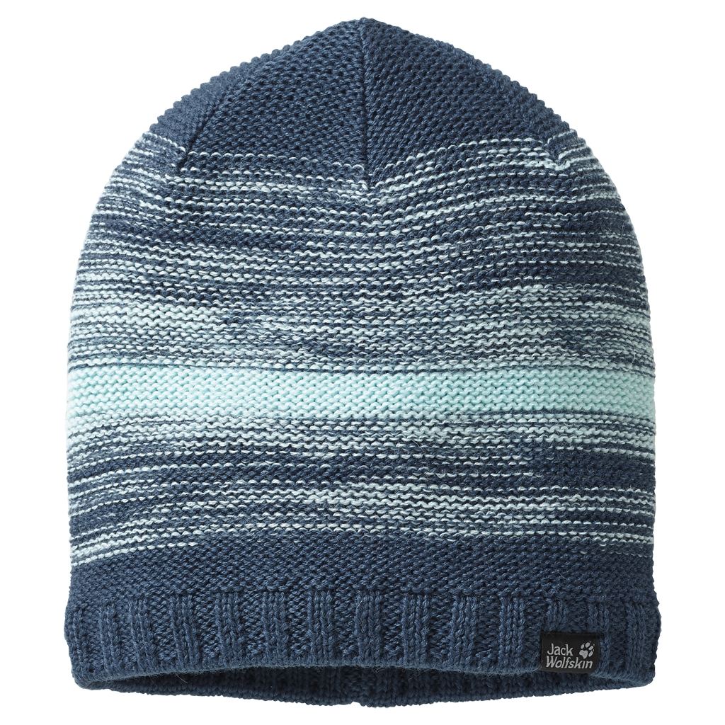 Jack Wolfskin Colorfloat Knit Cap dark sky-30