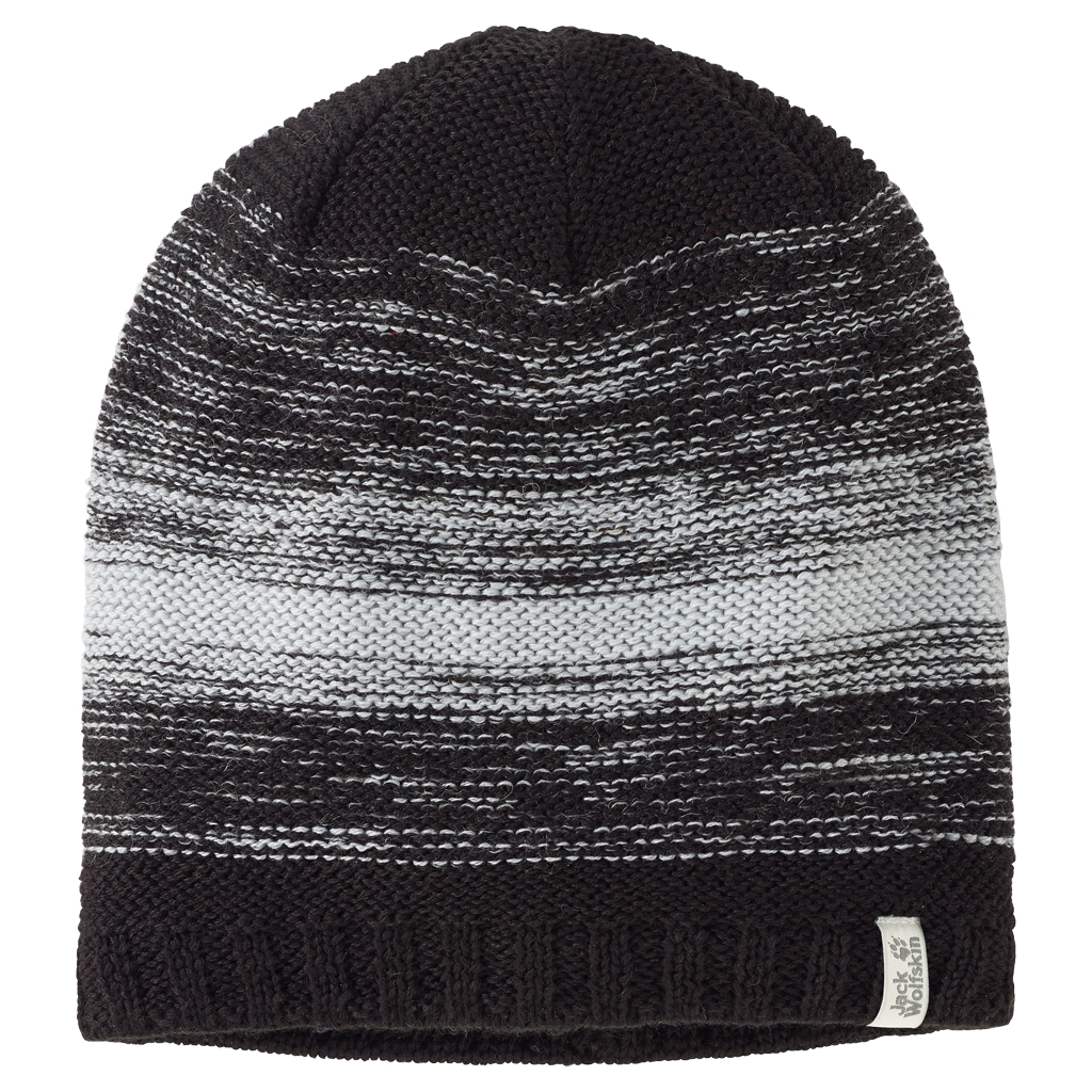 Jack Wolfskin Colorfloat Knit Cap black-30