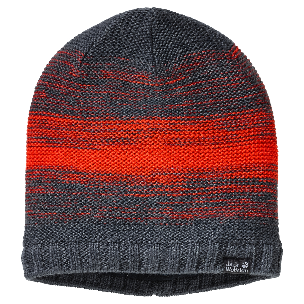 Jack Wolfskin Colorfloat Knit Cap ebony-30