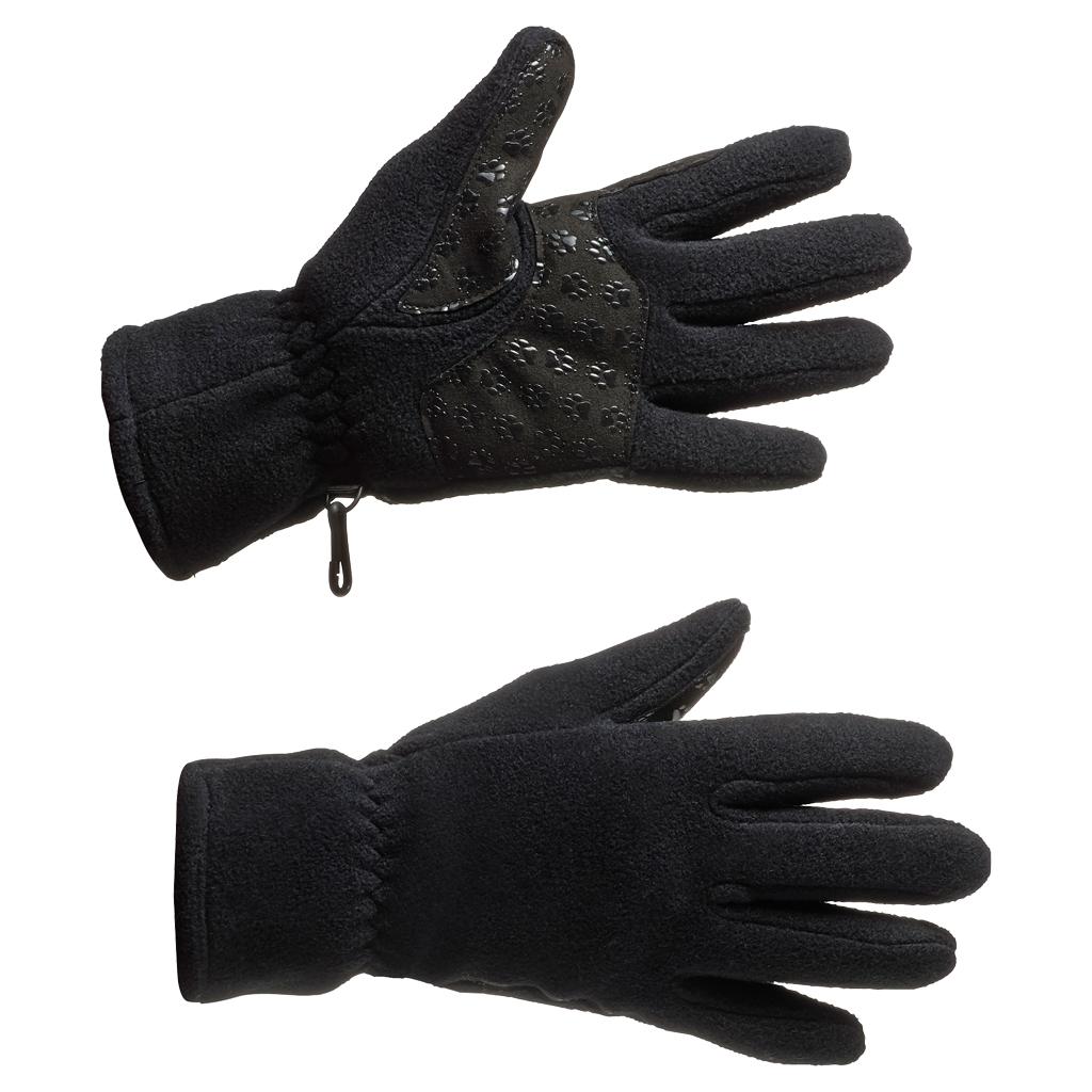 Jack Wolfskin Nanuk Paw Glove Women black-30