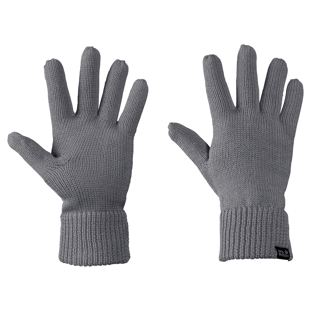 Jack Wolfskin Milton Glove grey heather-30