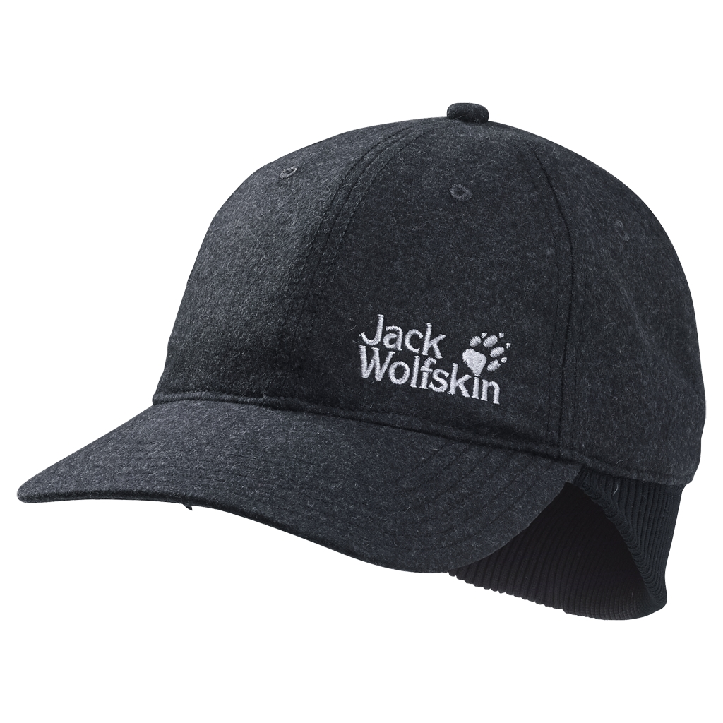 Jack Wolfskin Base Ear Cap phantom-30