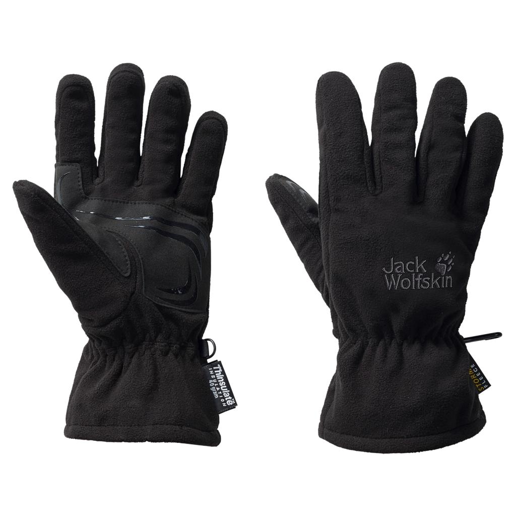 Jack Wolfskin Stormlock Blizzard Glove black-30