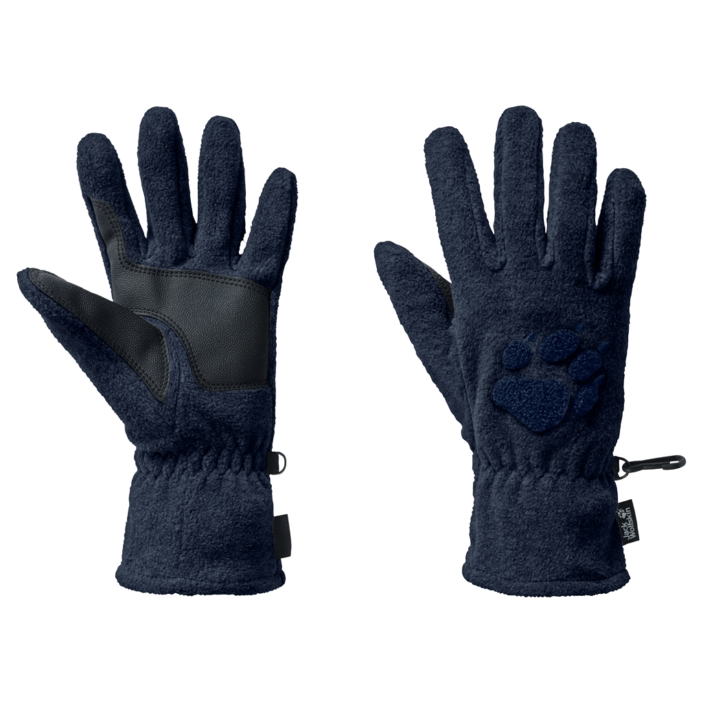 Jack Wolfskin Paw Gloves night blue-30