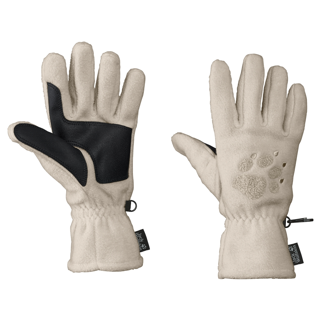 Jack Wolfskin Paw Gloves light sand-30