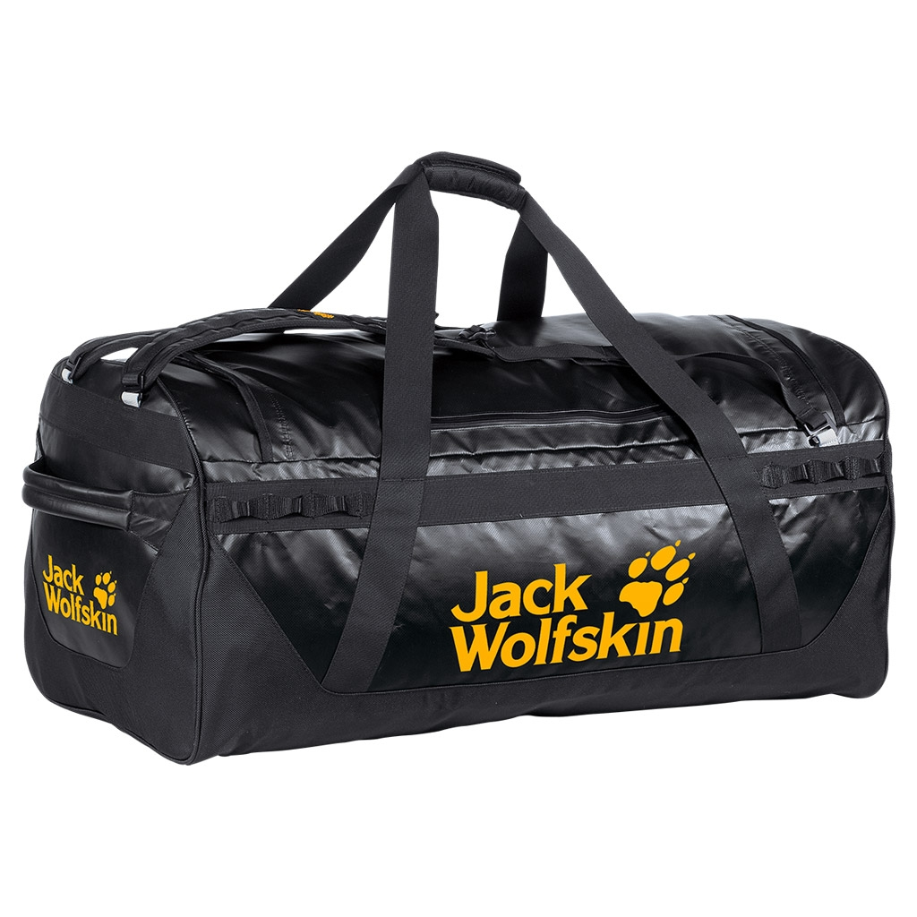 Jack Wolfskin Expedition Trunk 130 black-30