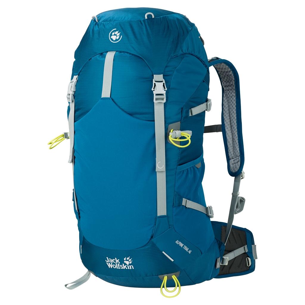 Jack Wolfskin Alpine Trail 40 moroccan blue-30