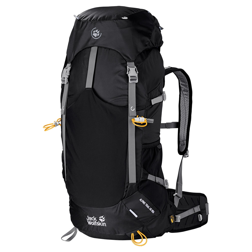 Jack Wolfskin Alpine Trail 40 black-30