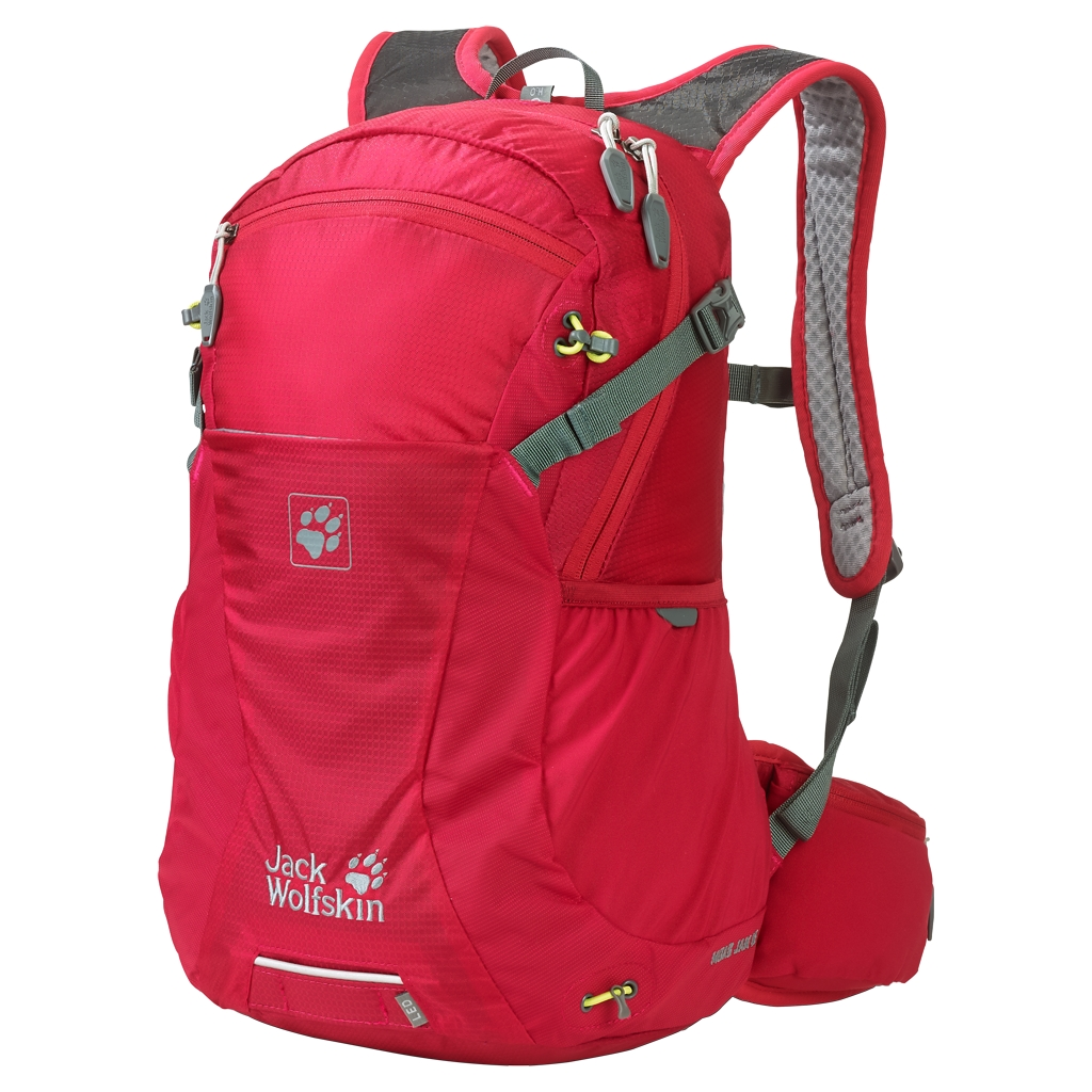 Jack Wolfskin Moab Jam 18 racing red-30