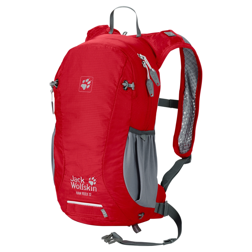 Jack Wolfskin Ham Rock 12 red fire-30