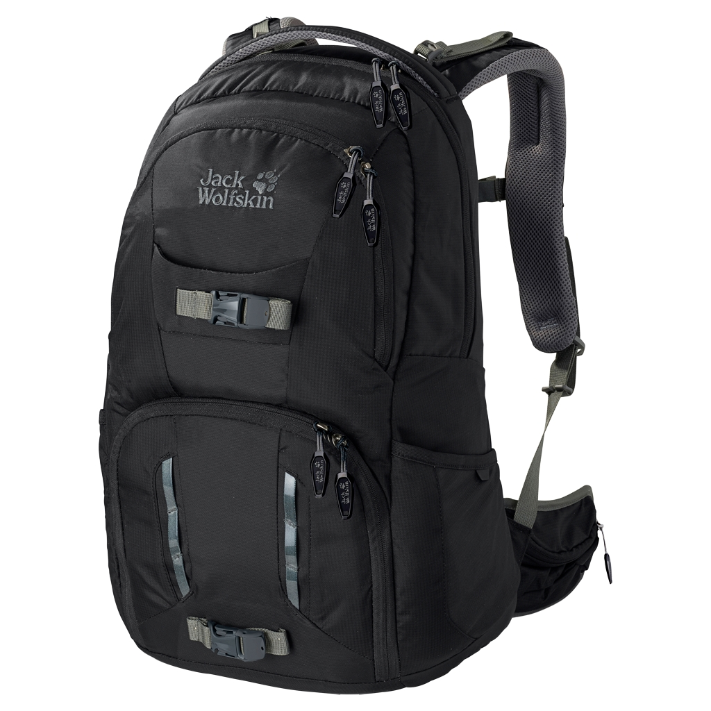 Jack Wolfskin Acs Photo Pack black-30