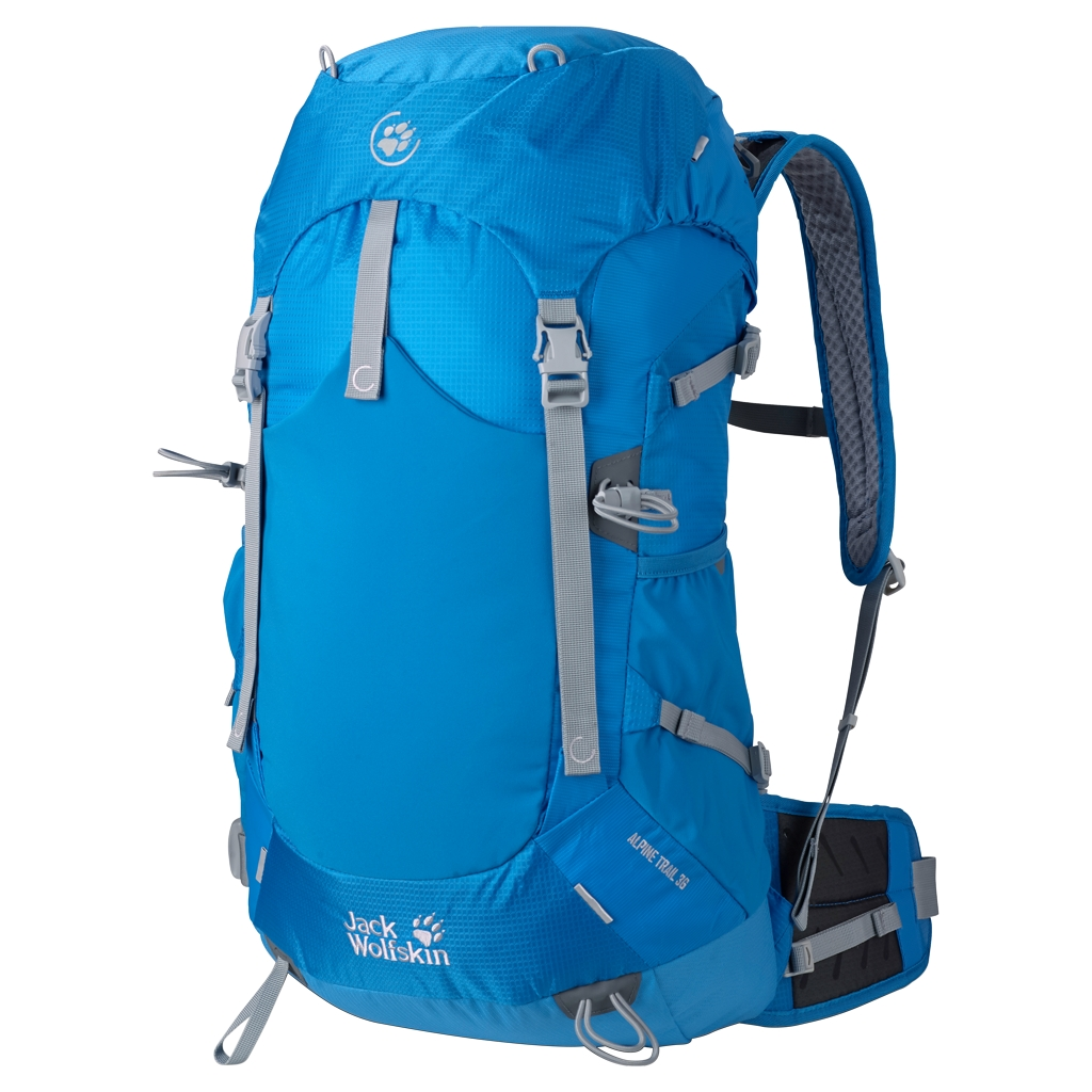 Jack Wolfskin Alpine Trail 36 brilliant blue-30