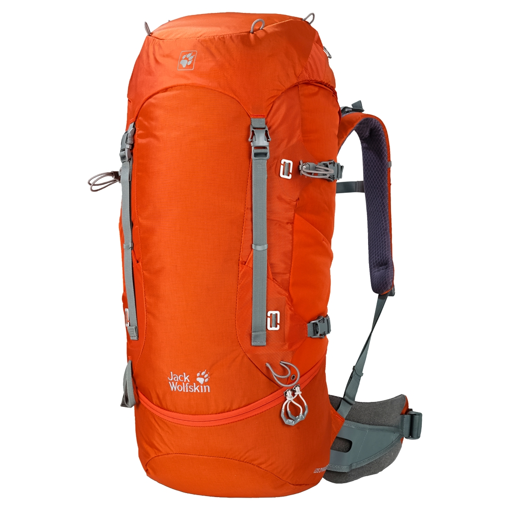 Jack Wolfskin Eds Dynamic 48 Pack chili-30