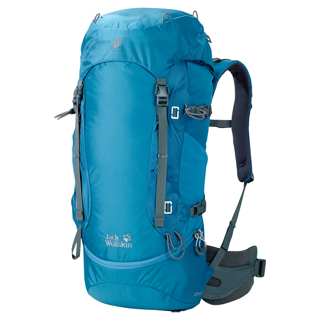 Jack Wolfskin Eds Dynamic 38 Pack dark turquoise-30