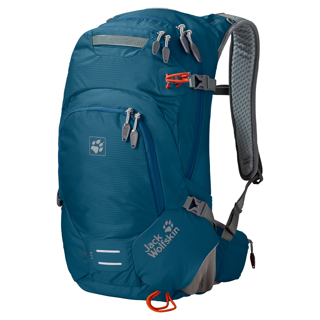 Jack Wolfskin Acs Stratosphere 20 Pack moroccan blue-30