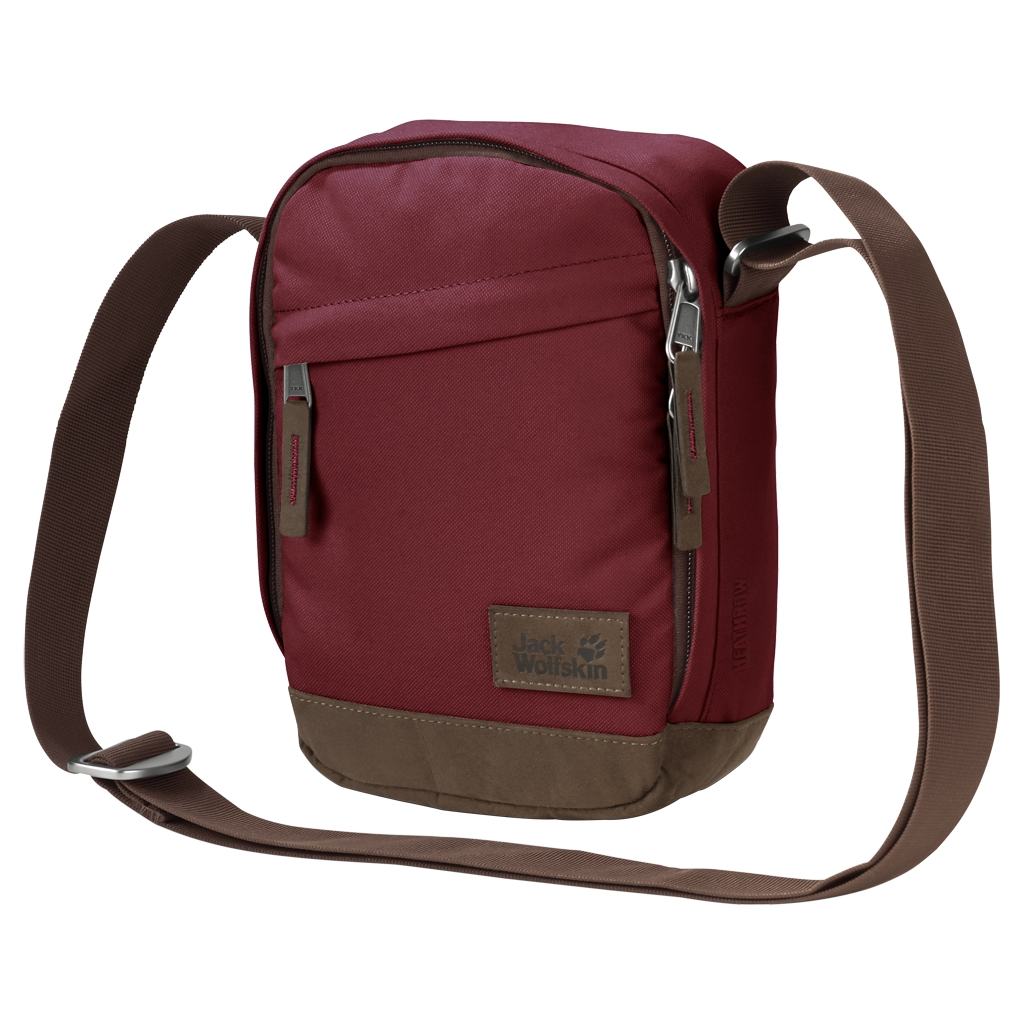 Jack Wolfskin Heathrow cabernet-30