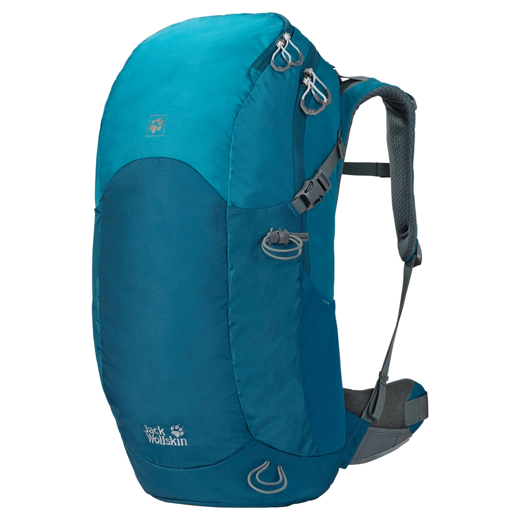 Jack Wolfskin Eds Dynamic 32 Pack moroccan blue-30