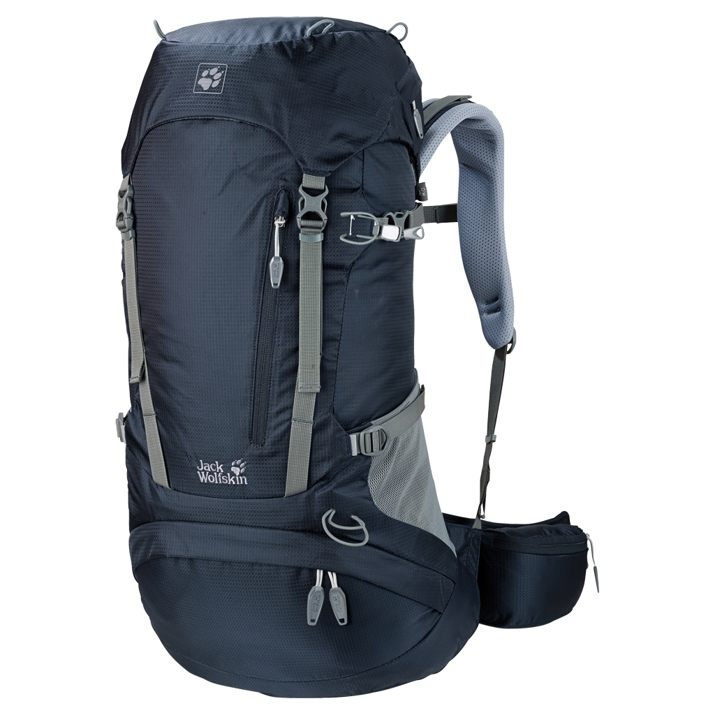 Jack Wolfskin Acs Hike 38 Pack night blue-30