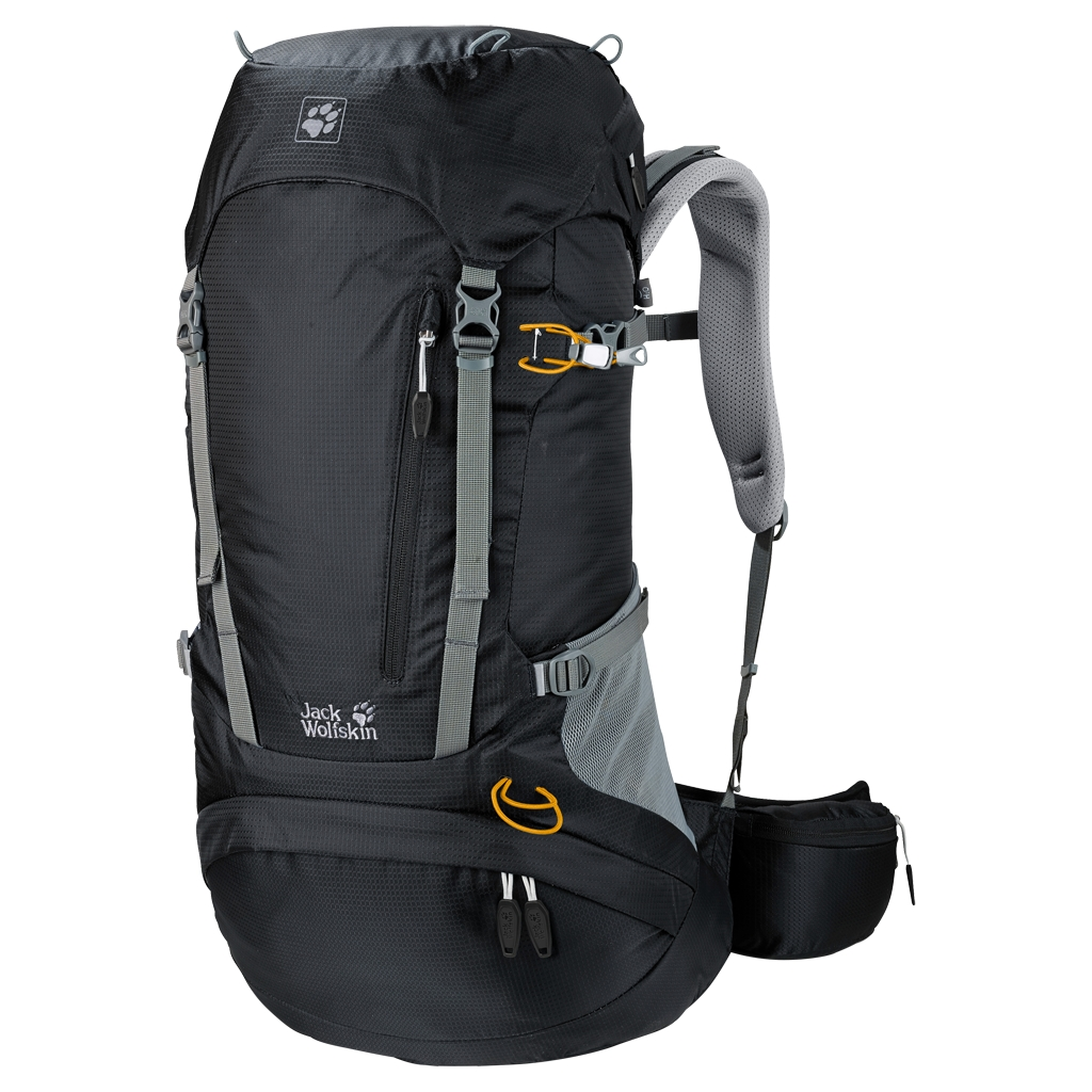 Jack Wolfskin Acs Hike 38 Pack black-30