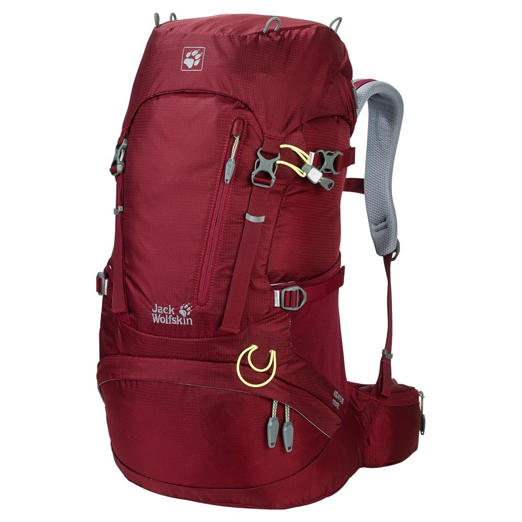Jack Wolfskin Acs Hike 30 Women Pack cabernet-30