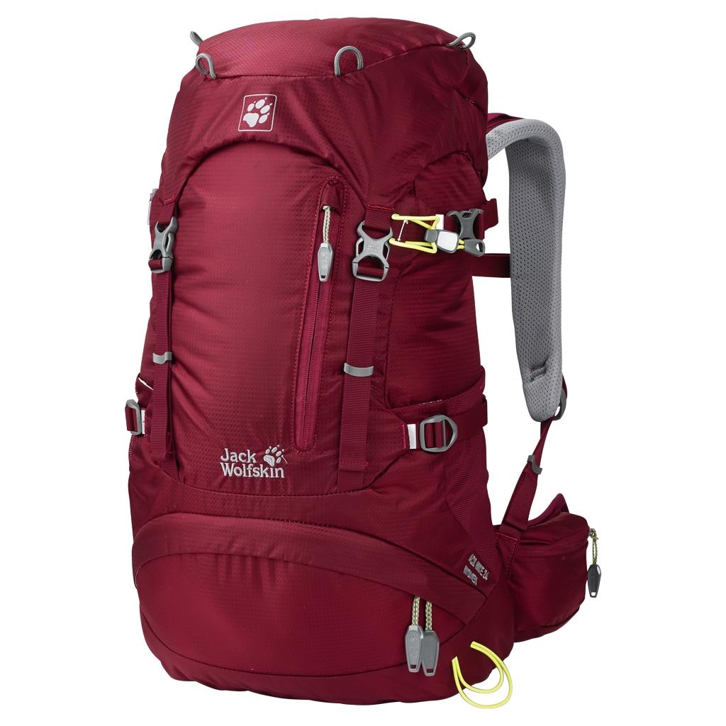 Jack Wolfskin Acs Hike 24 Women Pack cabernet-30