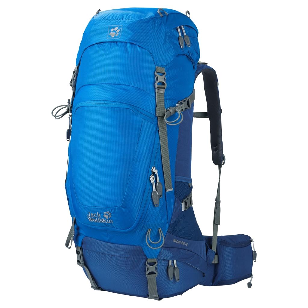 Jack Wolfskin Highland Trail 48 azure blue-30