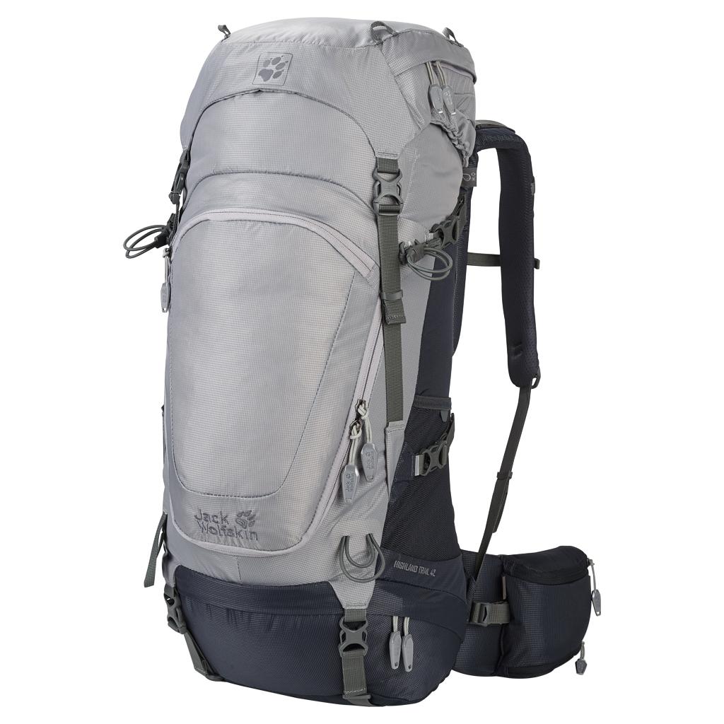 Jack Wolfskin Highland Trail 42 alloy-30