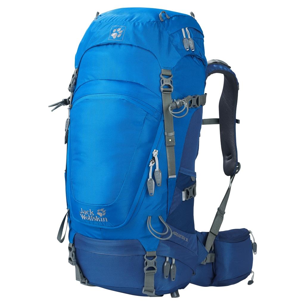 Jack Wolfskin Highland Trail 36 azure blue-30