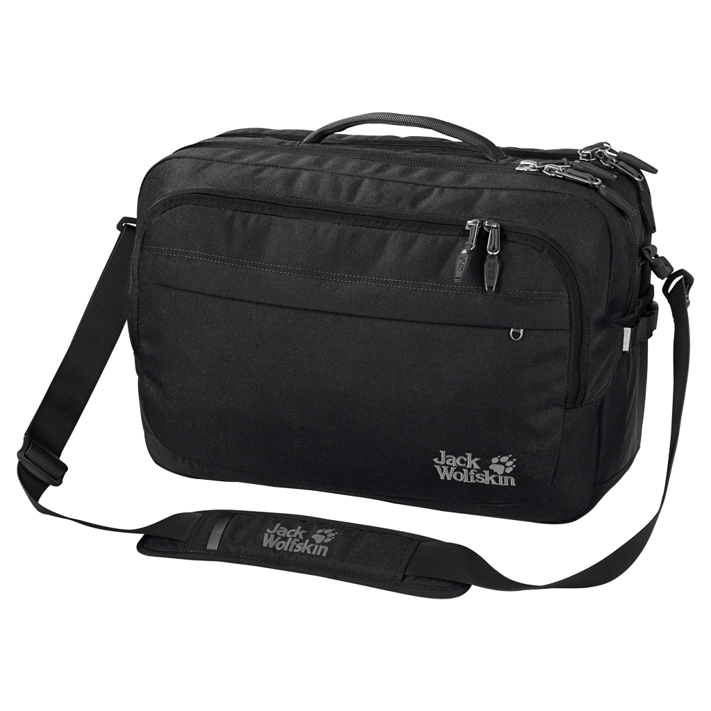 Jack Wolfskin Jack.Pot De Luxe Bag black-30