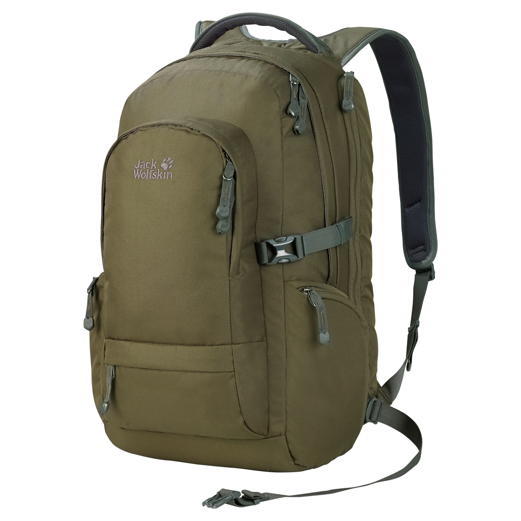 Jack Wolfskin Trooper 32 burnt olive-30
